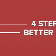 Steps to a Better Photo