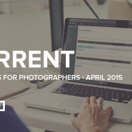 Resources for Photographers April 2015