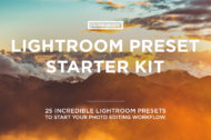 FilterGrade Lightroom Preset Starter Kit