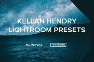 Beautiful harmonious tones and Lightroom Presets by Cape Town photographer Kellan Hendry.