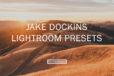 Jake Dockins Lightroom Presets for portrait, lifestyle, and landscape photography.