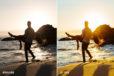 sunny beach lr presets by taylor cut films