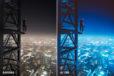 midnight blue lightroom preset by taylor cut films