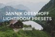 Jannik Obenhoff Lightroom Presets