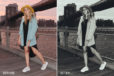 black and white film lightroom presets by maddy welk