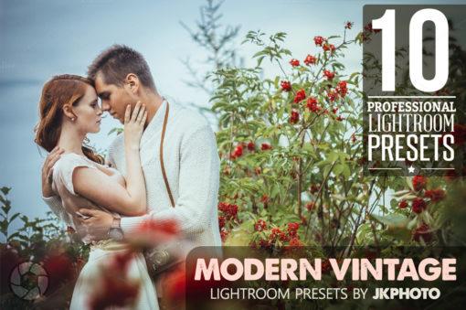 Modern Portrait Lightroom Presets by Jevgeni Photo