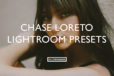 Chase Loreto Lightroom Presets