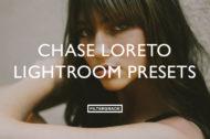 Chase Loreto Lightroom Presets