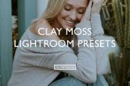Clay Moss Lightroom Presets
