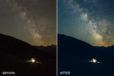 starry lightroom presets