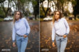 fall lightroom presets for autumn colors