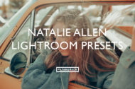 Natalie Allen Lightroom Presets