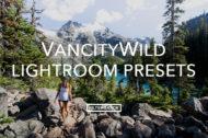 VancityWild Lightroom Presets