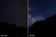 starry night lightroom presets by vancitywild