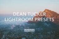 Dean Tucker Lightroom Presets