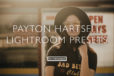 Payton Hartsell Lightroom Presets