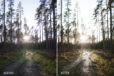 outdoor and landscape lr presets