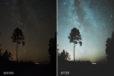 night sky lightroom presets