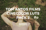 Featured Tom Antos Films CineColor LUTs Pack 2 - FilterGrade