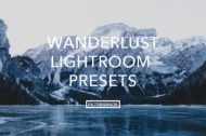Frauke Hagen Feature Wanderlust Lightroom Presets