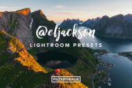 @eljackson lightroom presets - filtergrade marketplace