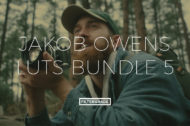 Featured Jakob Owens LUTs Bundle 5 Previews - FilterGrade