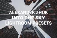 1 Alexander Zhuk Into the Sky Lightroom Presets - FilterGrade Marketplace