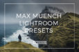 (1) Featured muenchmax lightroom presets - filtergrade marketplace