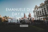 Featured Emanuele Di Mare Day & Night Lightroom Presets - FilterGrade Marketplace
