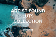 (LUTs Collection Feature) Artist Found Lightroom Presets & Video LUTs - FilterGrade Marketplace