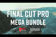 Bundle of plugins, presets, and special effects for Final Cut Pro. Created by Rocket Rooster.