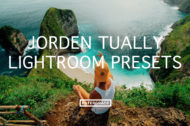 Jorden Tually Lightroom Presets - FilterGrade Marketplace