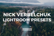 Featured Nick Verbelchuk Lightroom Presets - FilterGrade Marketplace