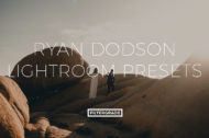 Featured Ryan Dodson Lightroom Presets - FilterGrade Marketplace