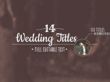 Animated wedding titles after effects template filtergrade animated wedding titles after effects template maxwellsz